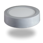 LED Panel opbouw- Rond 15W