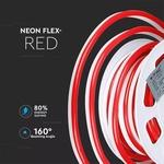 NEON FLEX ROOD 24V IP67