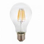 RETRO LED fillament globe bulb 8W