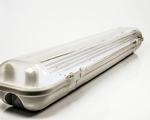 Waterdichte TL Armatuur 2x120 cm LED TL8