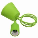 Silicone Armatuur hanglamp Groen