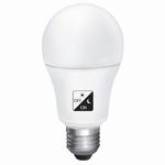 10W LED bulb met schemersensor