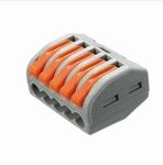 Lasklem Draad Connector Flexibel 5P - Flexibel & Massief