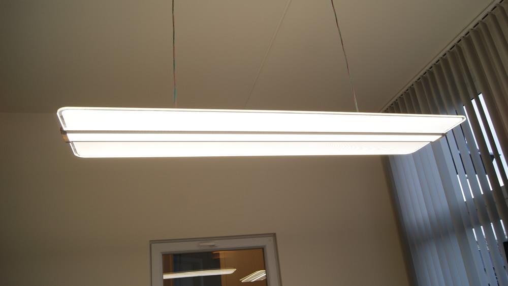40W - LED TRANSPARENT PANEL 4000K