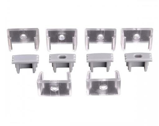 7mm LED profiel - voor de led strip