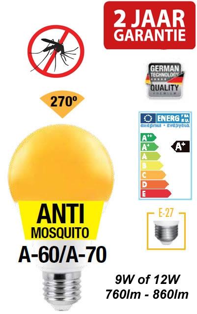 anti-insecten lamp bulb E27