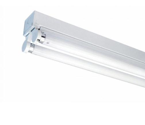 Armatuur 60 cm 2 buizen LED TL8  60 cm