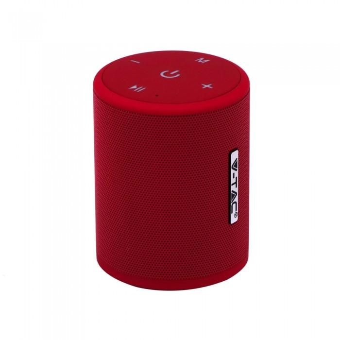 Compacte USB bluetooth luidspreker 5W - 1500mAh Lithium accu