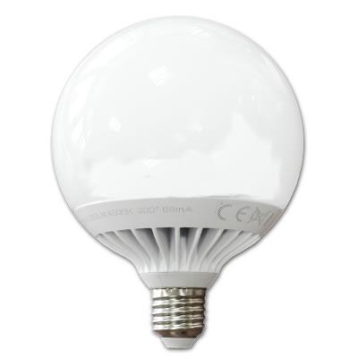 LED GLOBE Bulb - 13W G120 E27 Warm Wit 2700K