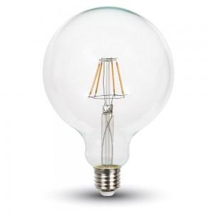 RETRO fillament globe bulb 6W G125