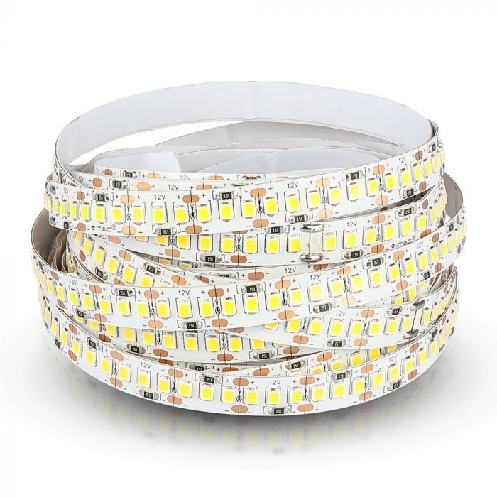 SMD2835 204 leds per meter 12V - LED STRIP 3000K / 4000K