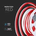 NEON FLEX ROOD 24V IP67