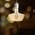 ART LED XL filament bulb - 4W Kooldraadlamp 1800K