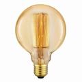 Edison vintage kooldraad bulb E27 40W dimbaar ROND