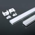 7mm LED profiel - inbouw / opbouw