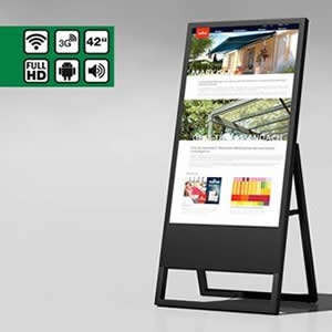 Digital signage & display
