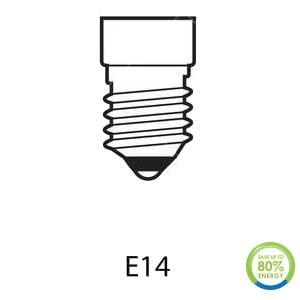 E14 klein fitting