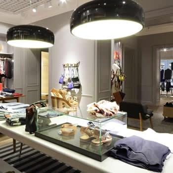 LED hanglampen, plafondlampen, vloer en tafellamp