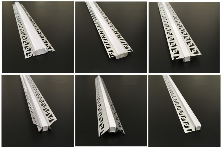 LED Strip aluminium profielen